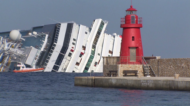 Cruise to disaster: The Costa Concordia