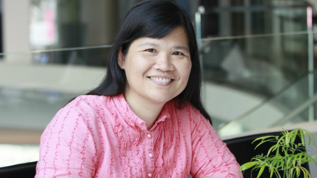 Mak Yinting is the chairperson of the Hong Kong Journalists Association.