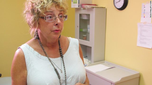 Clinc owner Diane Derzis says the issue is about politics, not protecting women.