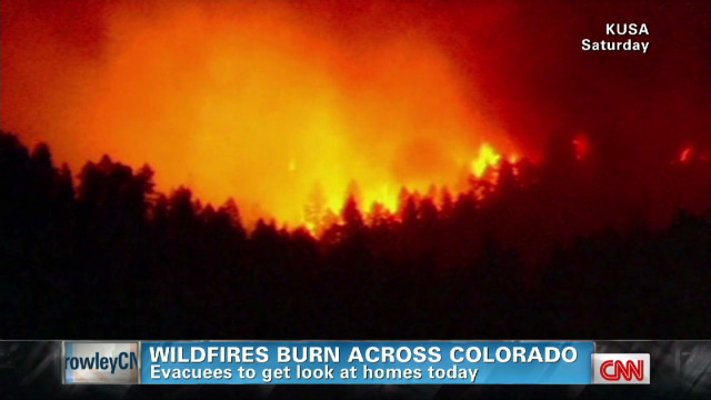 Gov. Hickenlooper on the Colorado fires