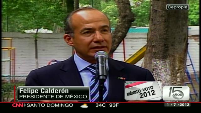 voto mexico calderon _00011508