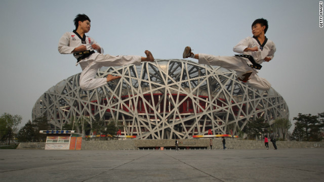 China has avoided a post-Olympic slump, largely because of the momentum of its juggernaut economy.