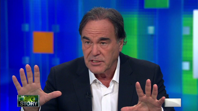 Oliver Stone on the war on drugs