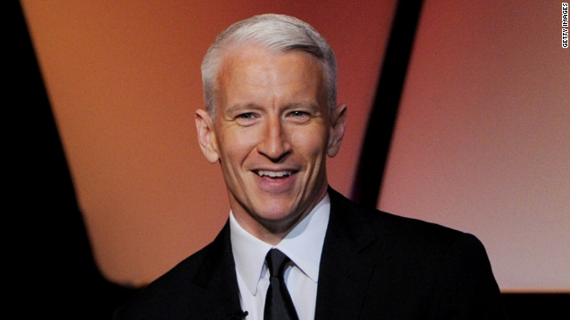 Gregory Maguire asks: Will Anderson Cooper be a better professional journalist for having been honest in this aspect of his life?