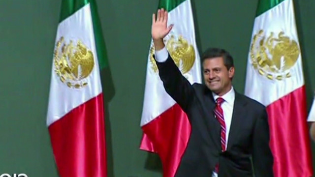 Peña Nieto poised to win in Mexico