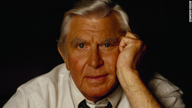 Andy Griffith dies at age 86