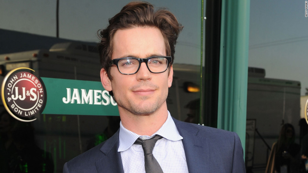 """White Collar"" actor Matt Bomer was also a top choice for the ""Fifty Shades"" fans."