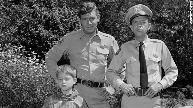 Andy Griffith, 2003: Love was the theme