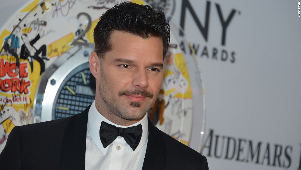 "Pop singer Ricky Martin declared publicly in March 2010 what he avoided discussing for years. ""I am proud to say that I am a fortunate homosexual man,"" Martin wrote on his official website. ""I am very blessed to be who I am."""