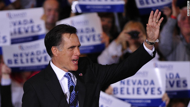 Mormons showed up at polling places in robust numbers to help push Mitt Romney to victories in Western states.