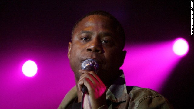 Rapper Doug E. Fresh performs in Las Vegas in 2009.