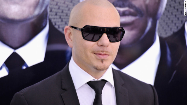 "Pitbull attends the ""Men In Black 3"" New York Premiere at Ziegfeld Theatre on May 23, 2012 in New York City. ,"