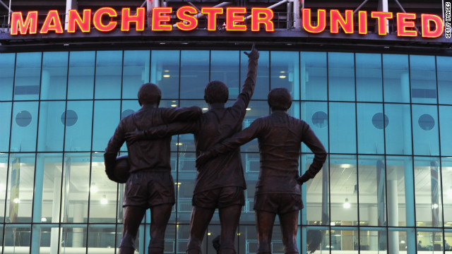 Shares in Manchester United start trading on the New York Stock Exchange on Friday under the symbol MANU. (File)
