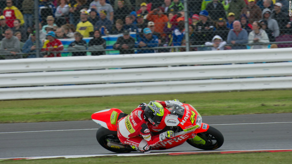 Subsequent changes to Silverstone meant that the circuit could host motorcycling's elite division of racing, MotoGP.