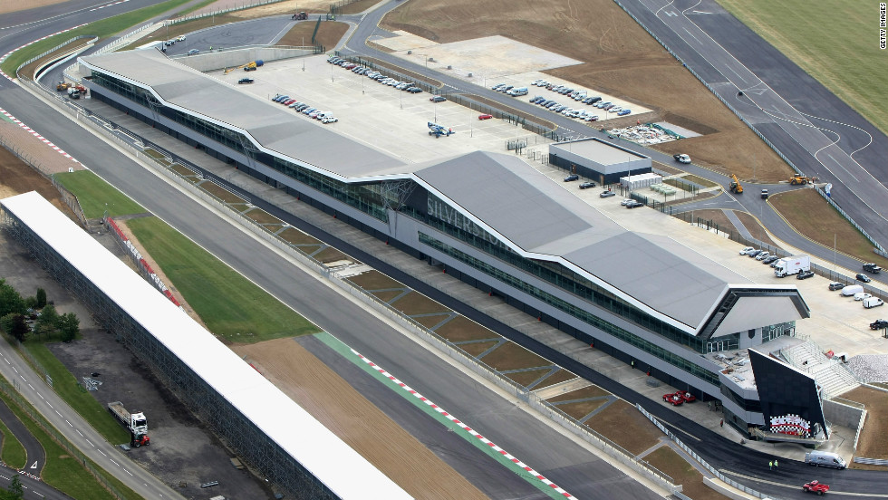 In 2011, Silverstone unveiled a new $44 million pit complex and paddock called the Silverstone Wing.