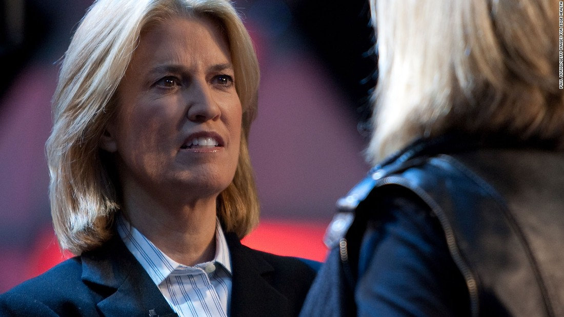 Former Fox News host Greta Van Susteren (now with MSNBC) joined Scientology after marrying her Scientologist husband, attorney John Coale, in the 1980s.