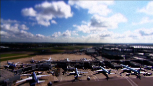 Heathrow 'bursting at the seams'
