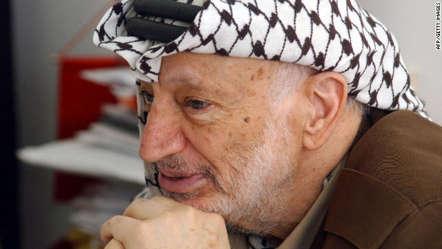The inquiry comes after last month's discovery of high levels of a radioactive substance on some of Yasser Arafat's personal belongings.