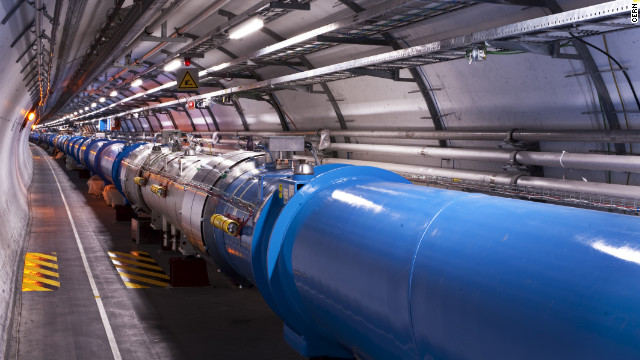 The Large Hadron Collider in Switzerland is due to begin work next year, but physicists say that dark matter may be discovered in 2014