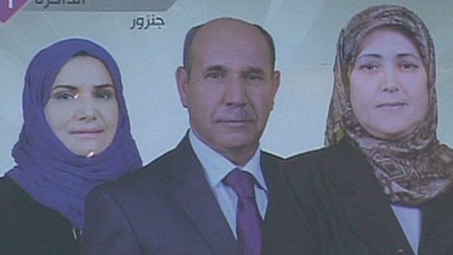 Female politicians vie for Libyan votes