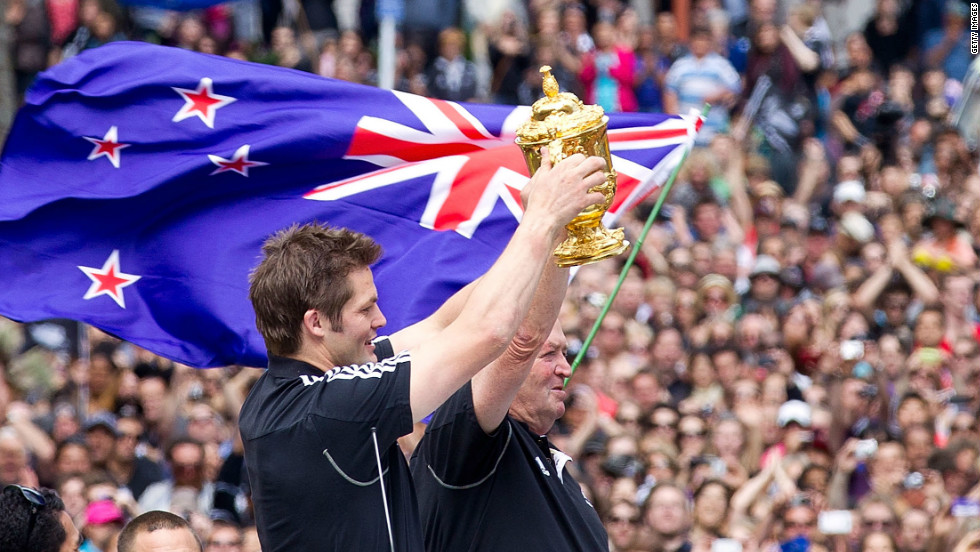 New Zealand have been the most dominant team in rugby union for a number of years, but the World Cup title had proved out of their grasp since 1987. The All Blacks addressed that last year, winning the Webb Ellis trophy at their own World Cup.