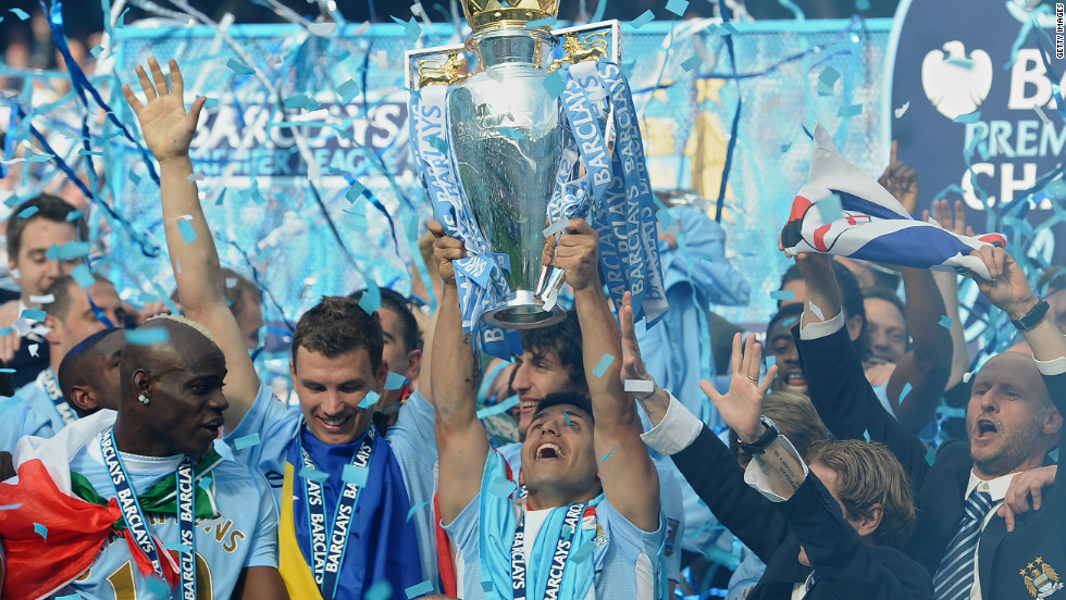"Manchester City had been branded ""noisy neighors"" by Alex Ferguson, the manager of local rivals Manchester United. But after an Abu Dhabi-funded takeover in 2008, City embarked on a huge spending spree which resulted in an English Premier League title triumph last season. It was City's first league title win since 1968."