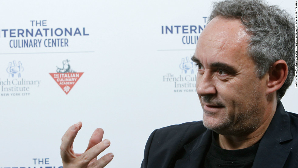 After studying gastronomy in Paris, Markoff apprenticed with renowned chef Ferran Adrià, whose molecular gastronomy made his restaurant El Bulli world famous. It was Adrià who advised Markoff to travel after completing her diploma at Le Cordon Bleu, rather than pursue work in Paris restaurants.