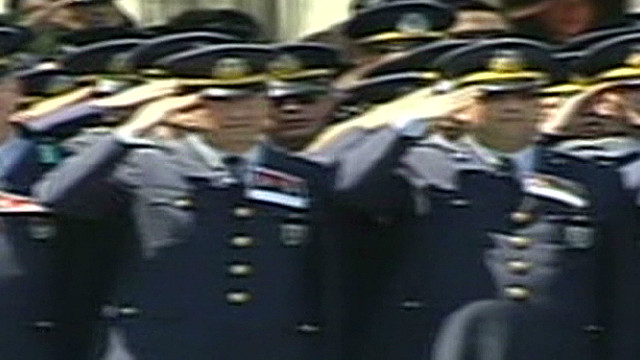 Turkey honors fallen pilots