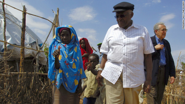 'The Elders' seek action in Sudan