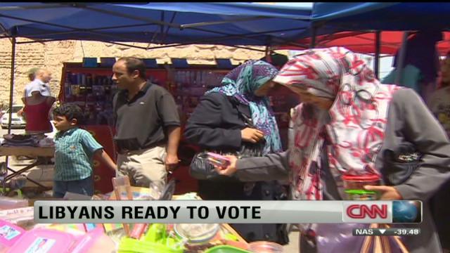 karadsheh.libyans.ready.to.vote_00001120