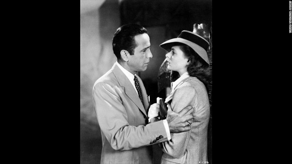 "These big age gaps date back to Hollywood's so-called Golden Era. In 1942 Humphrey Bogart, then 43, was coupled with Ingrid Bergman, 27, in ""Casablanca."""