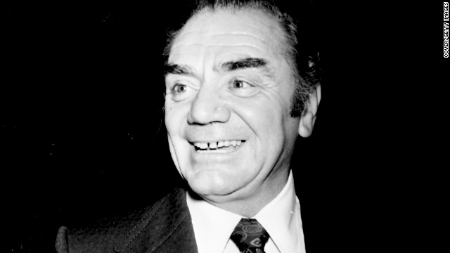 Actor Ernest Borgnine dead at 95