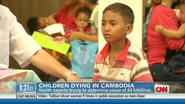 Gupta: Mysterious virus kills kids fast