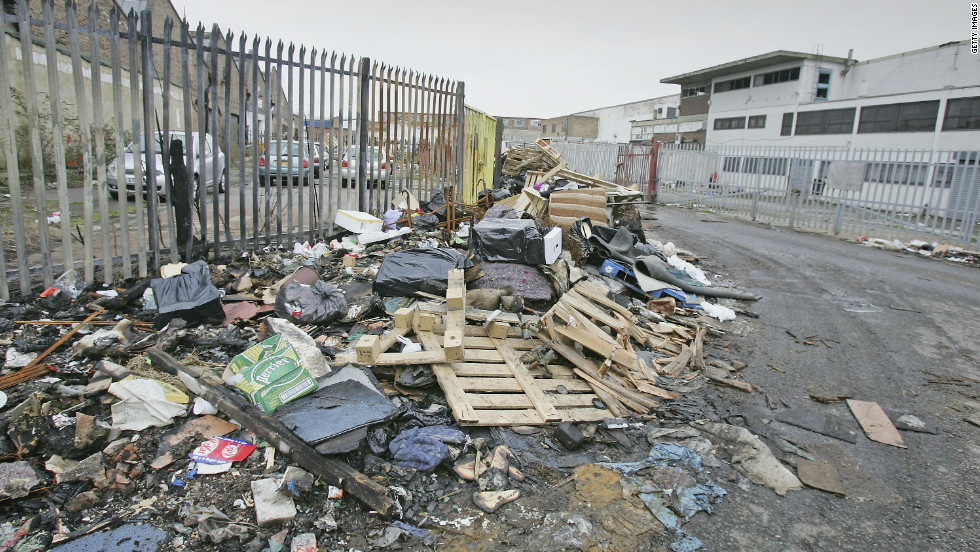 After winning the bid to host the Games back in 2005, work began on clearing the brownfield site full of derelict land and dilapidated buildings -- more than 200 were demolished to make way for the Olympic Park, say organizers.