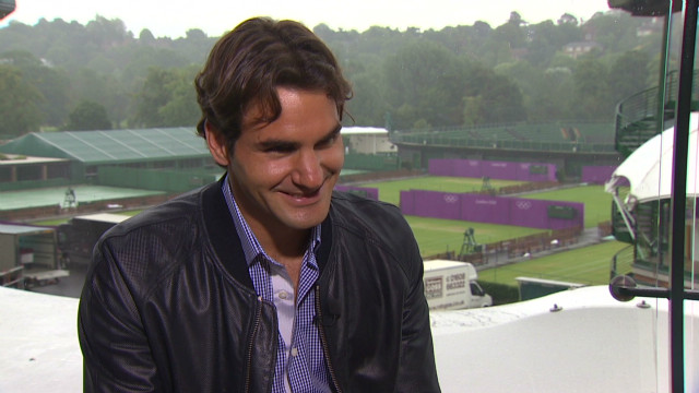 Federer: London best chance for gold