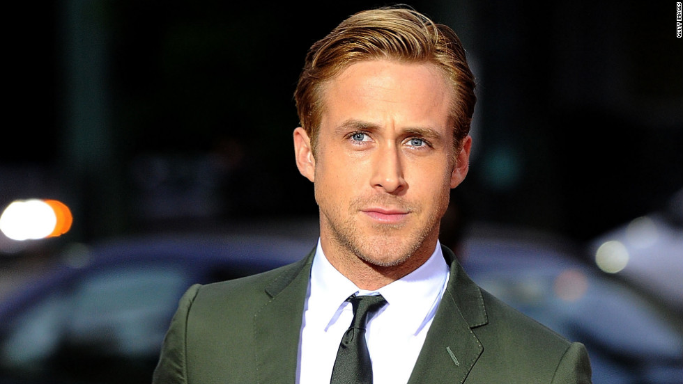 "Ryan Gosling was the most popular write-in vote in our reader polls. Even when he's not opening new projects in theaters, the<a href=""http://marquee.blogs.cnn.com/2012/09/06/ryan-gosling-and-fifty-shades-rumors-we-can-dream-right/?iref=allsearch"" target=""_blank""> actor we'd like to see cast as Christian Grey in the ""Fifty Shades"" movie</a> can <a href=""http://marquee.blogs.cnn.com/2012/08/17/a-ryan-gosling-inspired-coloring-book/?iref=allsearch"" target=""_blank"">inspire a coloring book</a>  -- and undying love."