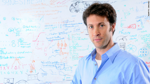 David Eagleman is a neuroscientist and a New York Times bestselling author.