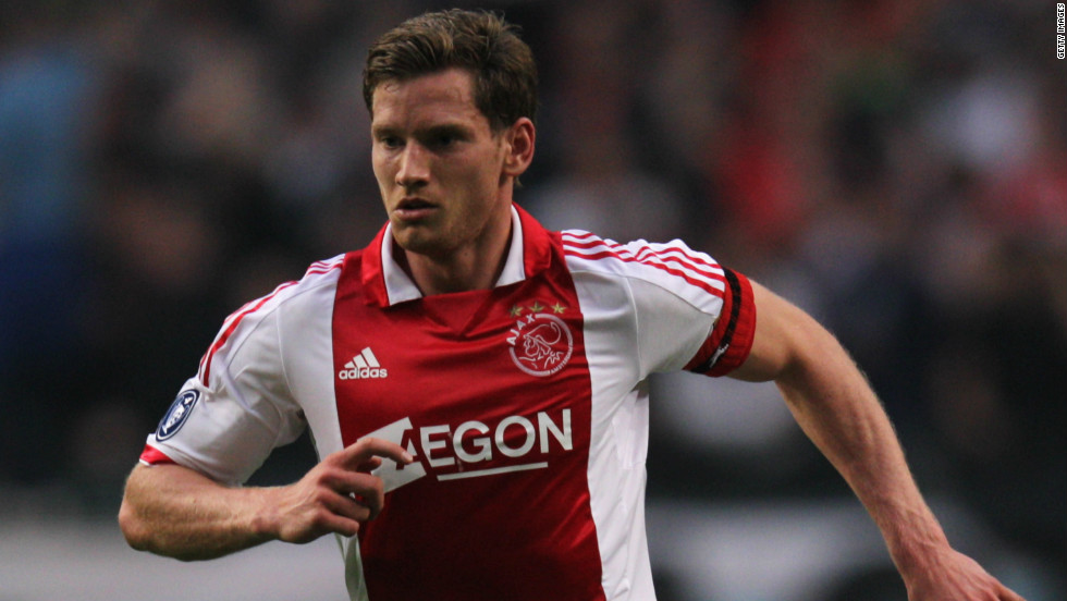 Belgium's Jan Vertonghen made his debut for Dutch champions Ajax in 2006. Before moving to English Premier League club Spurs, the Belgian studied sport marketing at the Johan Cruyff University in between his training and matches.