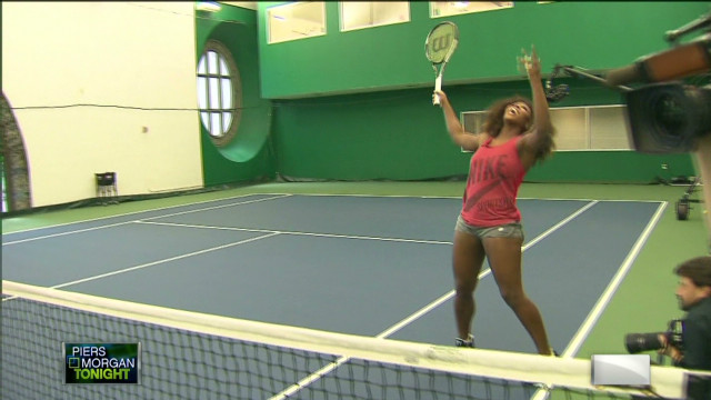 piers morgan only in america serena williams_00010905