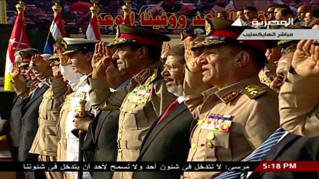 Can Egypt achieve political stability?