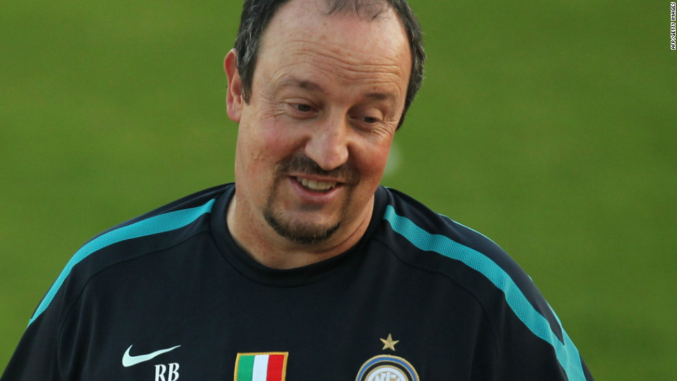 Spaniard Rafael Benitez has not held a coaching position since being sacked by Italian club Inter Milan in December 2010,, but he is also on Russia's list to replace Dick Advocaat.
