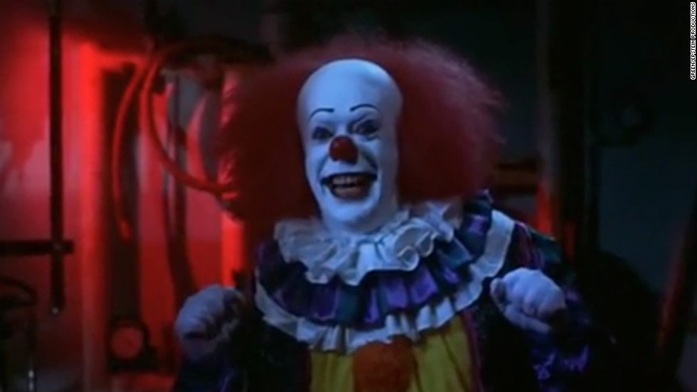 "One of the main characters of the 1990 miniseries ""It,"" which is based on a novel by Stephen King, is a sarcastic and sadistic clown."