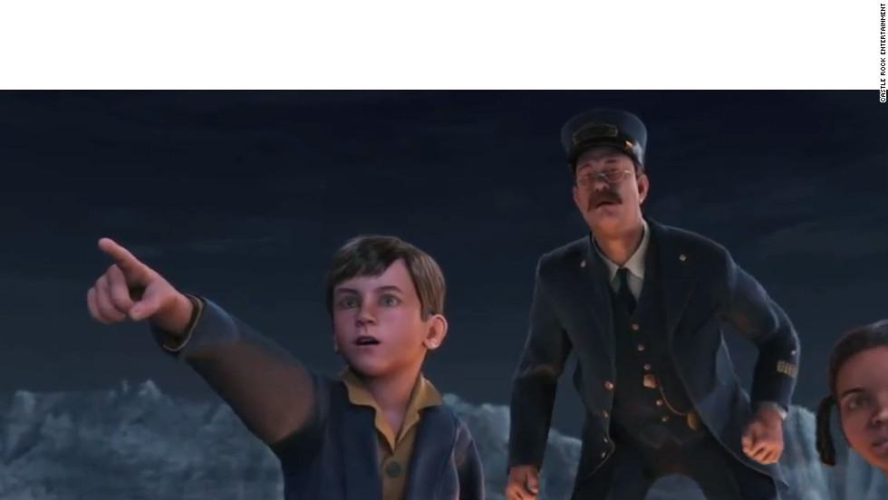 "Tthe computer-animated characters in 2004's ""The Polar Express"" were called creepy by some critics."