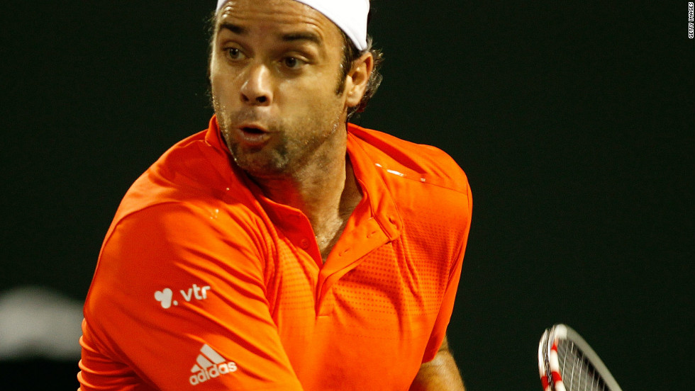Gonzalez's last tournament was the Miami Masters in March 2012. He bowed out of the professionla game after a 13-year career with a first-round defeat to Nicolas Mahut.