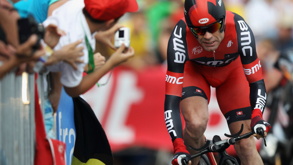 Wiggins' biggest threat to becoming the first Briton to win the Tour is likely to come from BMC Racing Team's Cadel Evans. The Australian won last year's Tour at the age of 34, when he became the fourth oldest man in history to win the race.