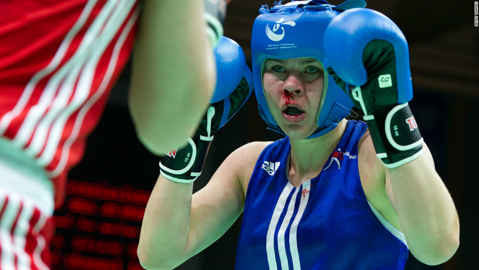 Savannah Marshall is Britain's strongest candidate for boxing gold on home canvas. In May the middleweight became the first Britsh woman to win a world title, overcoming a bloodied nose to beat Azerbaijan's Elena Vystropova on her 21st birthday.
