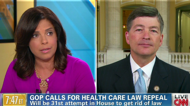 Rep. Hensarling weighs in on health care