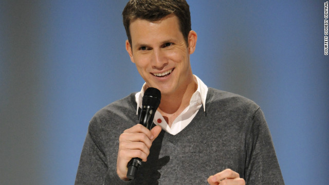 "Daniel Tosh, seen here performing during his Comedy Central series ""Tosh.0,"" is being criticized for his stand-up."
