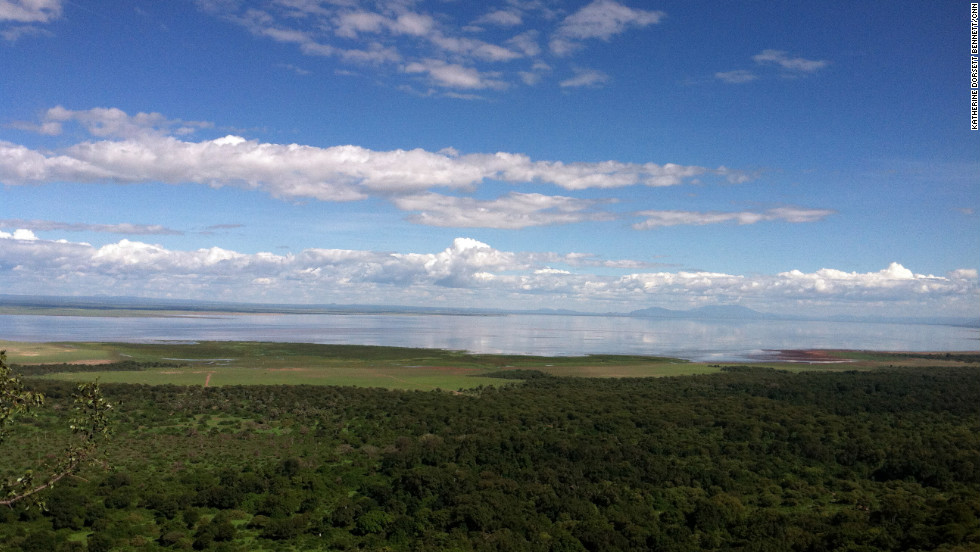 Lake Manyara National Park is home to a diverse set of landscapes.