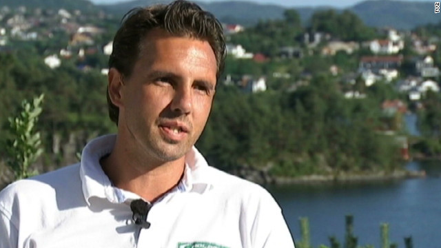 Ex-soccer star discusses betting scam